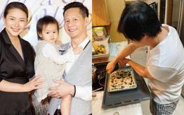 Phan Như Thảo khoe món ngon chồng nấu không khác gì ăn hàng