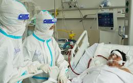 Nữ tu giúp bệnh nhân Covid-19 vượt qua lo âu, stress