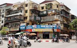 Những chung cư cũ nào ở Hà Nội sắp được cải tạo?