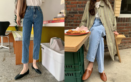 Diện quần jeans, chị em nên mix với 5 kiểu giày bệt này