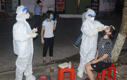 Hà Nam: Thêm 15 ca nhiễm Covid-19, có nhân viên văn phòng, học sinh