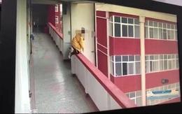 Nữ sinh lớp 9 nhảy lầu tự sát sau khi bị phát hiện hút thuốc trong nhà vệ sinh