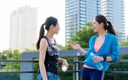 Chia sẻ thói quen sống năng động, lành mạnh để hạn chế sự lão hóa