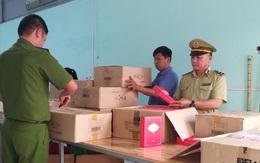 Hơn 10.000 sản phẩm mỹ phẩm xuất xứ Hàn Quốc nhập lậu