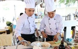 """Vòng chung kết cuộc thi nấu ăn """"Nâng tầm món Việt"""""""