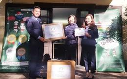 Oakwood Residence Hanoi trao yêu thương cùng Mottainai 2019