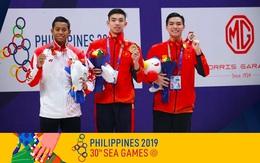SEA Games 30: Kình ngư Nguyễn Huy Hoàng giành Huy chương Vàng thứ 2