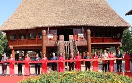 Khánh thành Khu di tích lịch sử Trường Cán bộ dân tộc miền Nam