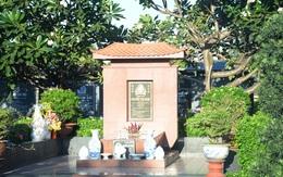 Khởi công nâng cấp phần mộ nữ tướng Nguyễn Thị Định