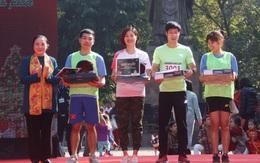 Gần 2000 người thi chạy cùng chung tấm lòng thiện nguyện
