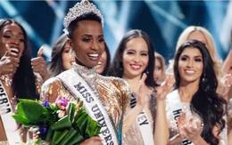 Mỹ nhân tóc ngắn Nam Phi đăng quang Hoa hậu Hoàn vũ 2019
