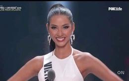 Hoàng Thùy kể về quá khứ bị phân biệt giới tính khi vào Top 20 Hoa hậu Hoàn vũ 2019