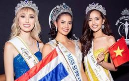Ngọc Châu đoạt giải Hoa hậu Siêu quốc gia châu Á 2019