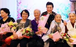 Hội LHPN Việt Nam gặp mặt cán bộ hưu trí phía Nam nhân dịp Tết Nguyên đán Canh Tý