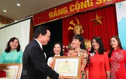Bộ Giáo dục và Đào tạo tôn vinh 127 cô giáo mầm non tiêu biểu