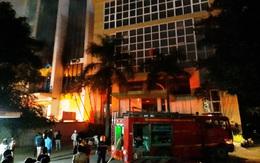 Thêm 1 nạn nhân nữ tử vong trong vụ cháy tòa nhà Dầu khí PV Oil Thanh Hóa