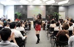 TP.HCM: Các nghệ sĩ mang niềm vui đến với bệnh nhân nội trú trong dịp Tết