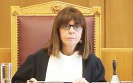 Thẩm phán kỳ cựu trở thành nữ tổng thống đầu tiên của Hy Lạp