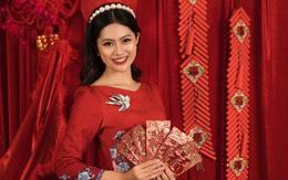 """Hoa khôi PNVN Vũ Hương Giang """"ám ảnh"""" vì Tết về lại bị hỏi sao vẫn chưa chịu... lấy chồng?"""