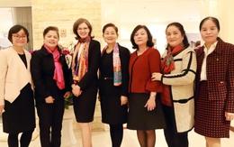 Kết nối mạng lưới bình đẳng giới quốc tế tại Việt Nam