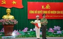 Thượng tá Võ Thị Hoài Ngọc được bổ nhiệm Phó Giám đốc Công an Đồng Tháp