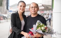 """Quỳnh Nga tập luyện với """"thầy của các hoa hậu"""", sẵn sàng cho Miss Charm 2020"""