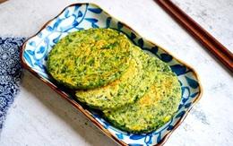Cho loại lá này vào rán cùng trứng, có ngay bữa sáng ngon miệng lại giàu dinh dưỡng