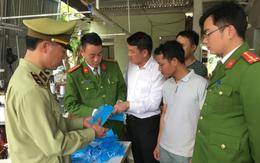 Phát hiện cơ sở sản xuất hàng ngàn khẩu trang giả ở Nghệ An