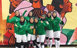 Saudi Arabia lần đầu tiên tổ chức giải vô địch bóng đá nữ quốc gia