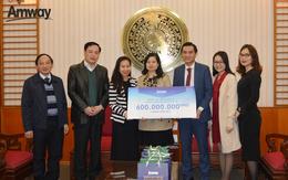 Amway Việt Nam chung tay cùng cộng đồng trong phòng chống dịch Covid-19