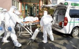 Số ca nhiễm SARS-CoV-2 ở Hàn Quốc lên đến gần 1.600
