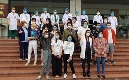 27 bệnh nhân nhiễm Covid-19 được xuất viện