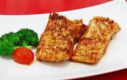 Cá chép nướng tiêu ớt thơm lừng, cả nhà không thể ngừng ăn