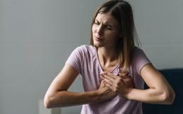 10 căn bệnh gây ra hiện tượng tức ngực, khó thở
