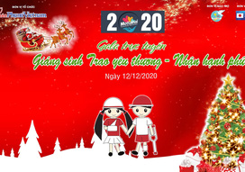 """Gala trực tuyến """"Giáng sinh Trao yêu thương - Nhận hạnh phúc"""" Mottainai 2020 (phần 2)"""
