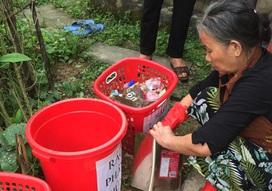 Hướng dẫn phân loại rác thải tại nguồn ở hộ gia đình