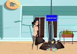 Mức phạt đối với các hành vi vi phạm vệ sinh nơi công cộng