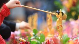 Đại lễ Phật đản 2021: Cầu cho mọi nhà an vui, hạnh phúc