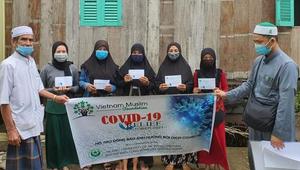 An Giang: Bàn giao 4 nhà Đại đoàn kết cho bà con tín đồ Hồi giáo gặp khó khăn