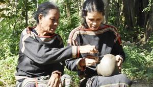 Đặc sắc cách làm gốm truyền thống của người M'Nông