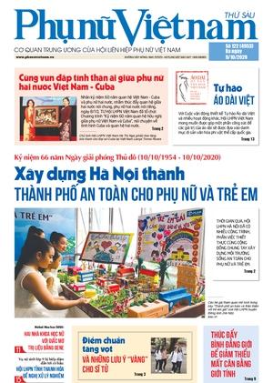 Phụ nữ Việt Nam số 122