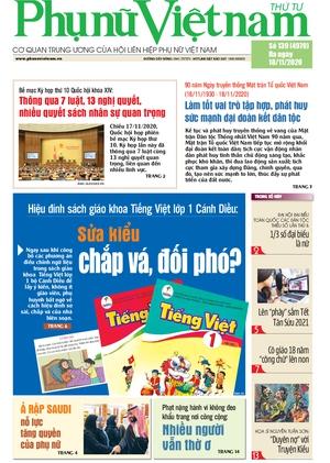 Phụ nữ Việt Nam số 139