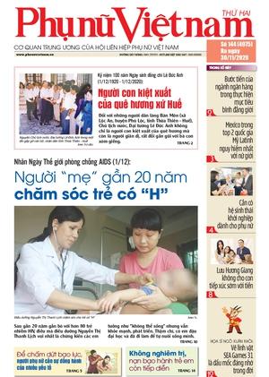 Phụ nữ Việt Nam số 144