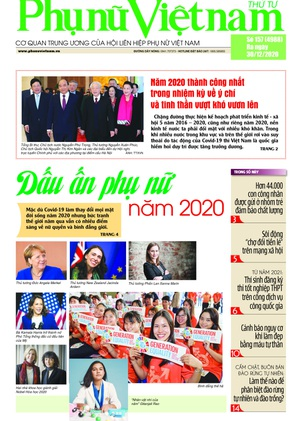 Phụ nữ Việt Nam số 157