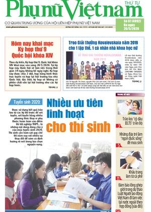 Phụ nữ Việt Nam số 60