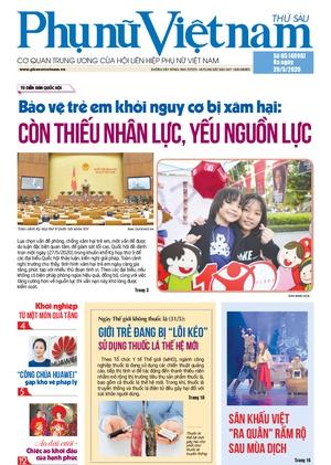 Phụ nữ Việt Nam số 65