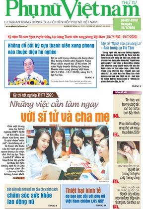 Phụ nữ Việt Nam số 85