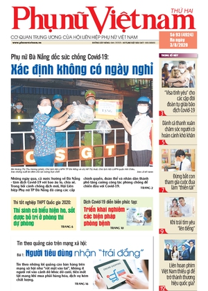 Phụ nữ Việt Nam số 93