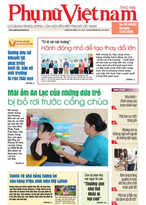 Phụ nữ Việt Nam số 114