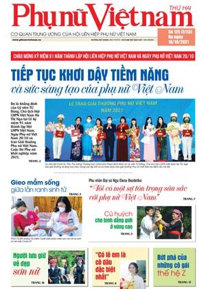 Phụ nữ Việt Nam số 125